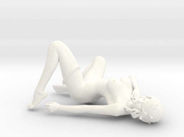 Panties girl 013 scale 1/20 Passed 3d printed