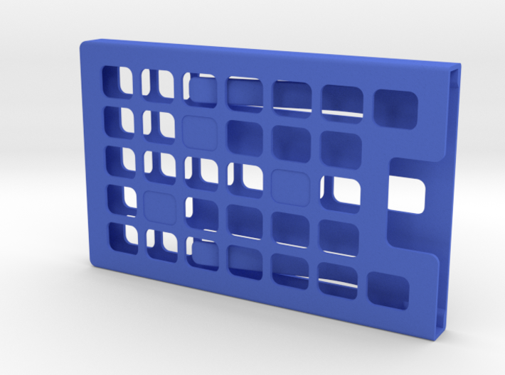 Business Card Case - Manually Customizable 3d printed