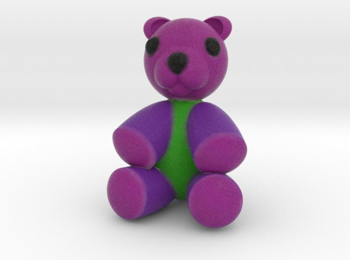 Teddy Bear 2'' 3d printed stalwart companions