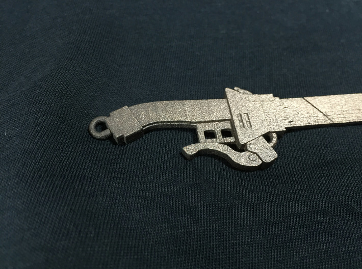 AoT/SnK Bottle Opener/Keychain 3d printed