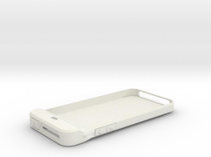 iPhone 5 Camera shutter - part1 3d printed