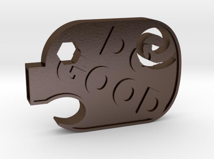DoGood Pig 3d printed