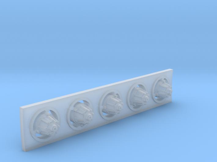 YT1300 DEAGO CORRIDOR LIGHTS 3d printed