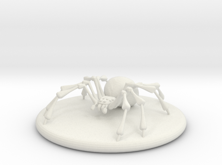 Large Spider 3d printed