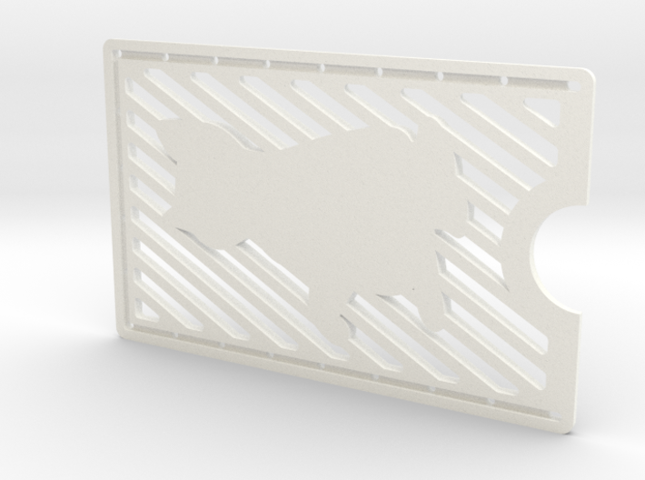 Card Wallet - Cat 3d printed