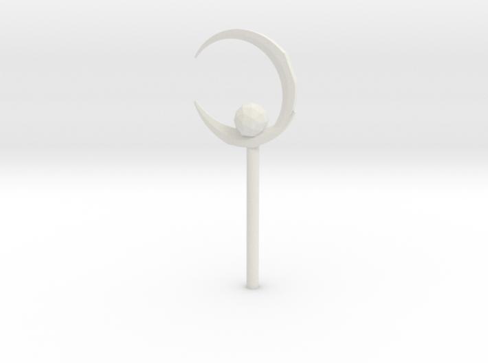 Sailor Moon Crescent Moon Wand 3d printed