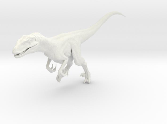 Dinosaur Raptor 25 cm running V2 3d printed