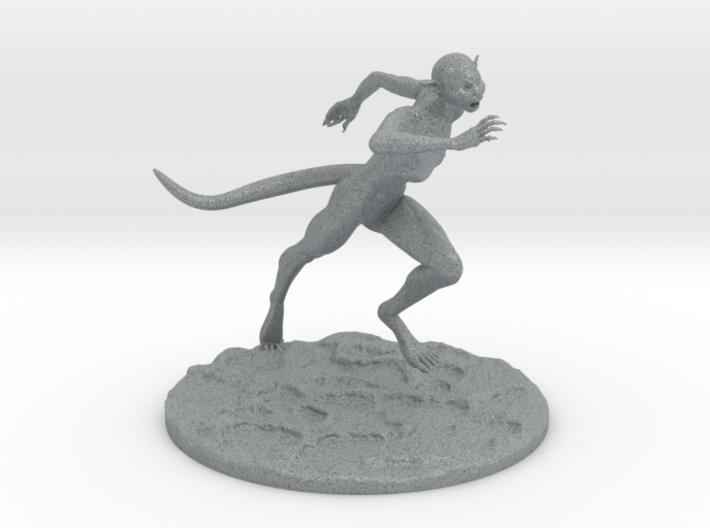 Female Creature 3d printed