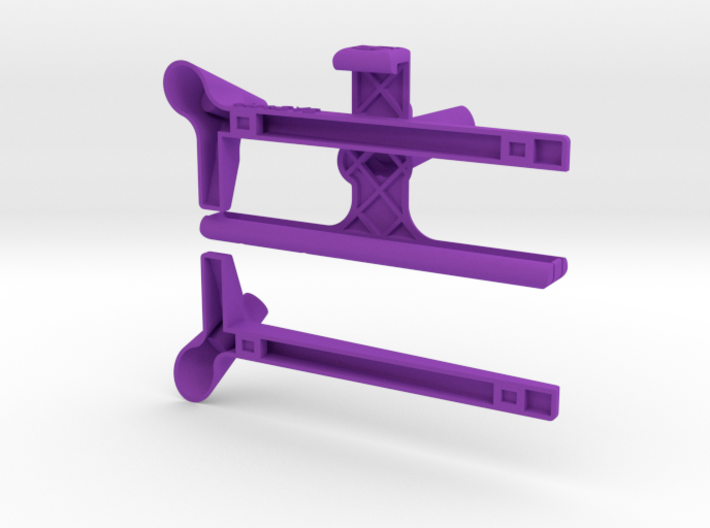 iA4 for iPhone 5 3d printed