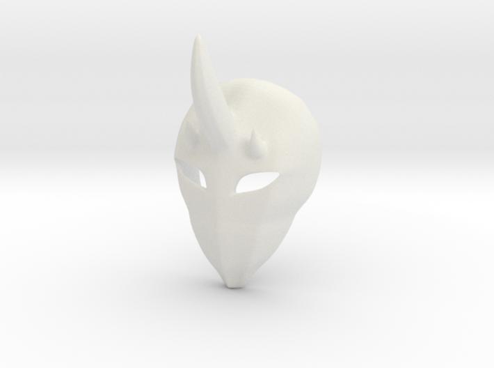 Le Maskre 3d printed
