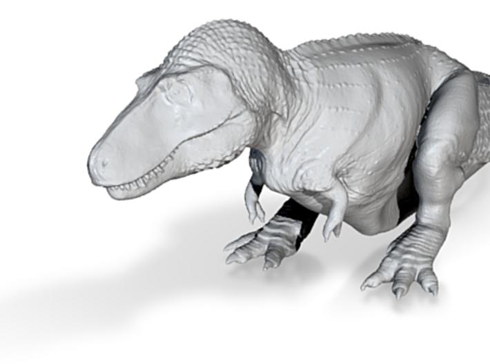 Sitting Tyrannosaurus - 1/72 3d printed