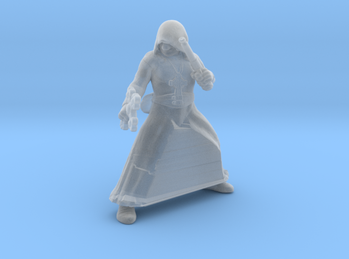 The Inquisitor 3d printed