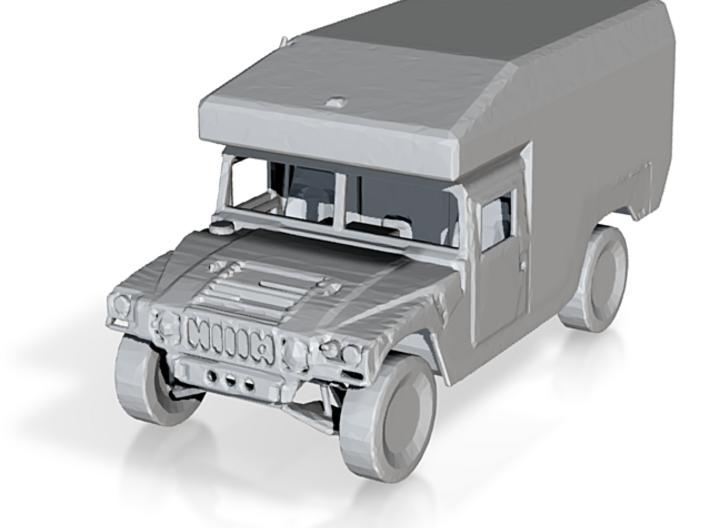 Humvee Amablance 1:160 3d printed