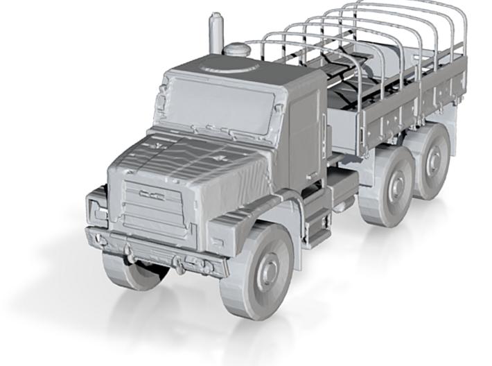 MTRV cargo untarp 3d printed