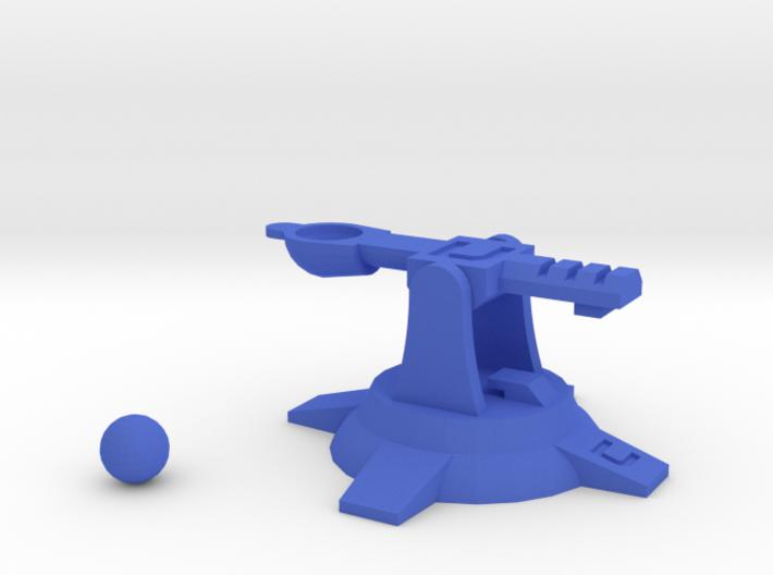 ClutterPult 3d printed
