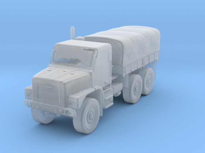 MTVR Cargo 3d printed