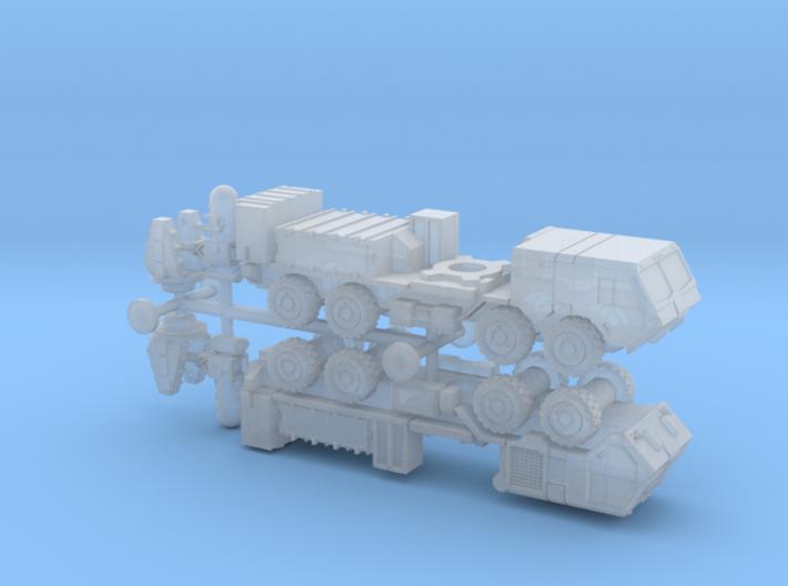 HEMTT A3 Centurion Phalanx 1/285 6mm 3d printed