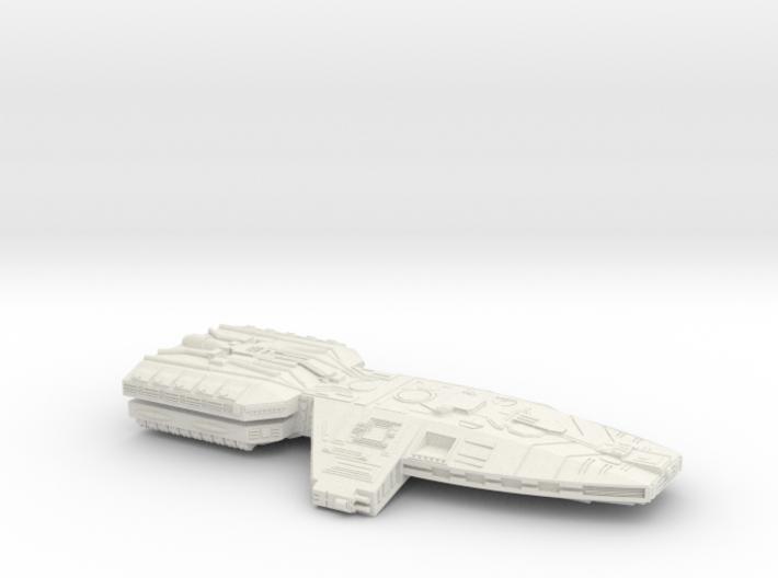 GunStar  3d printed