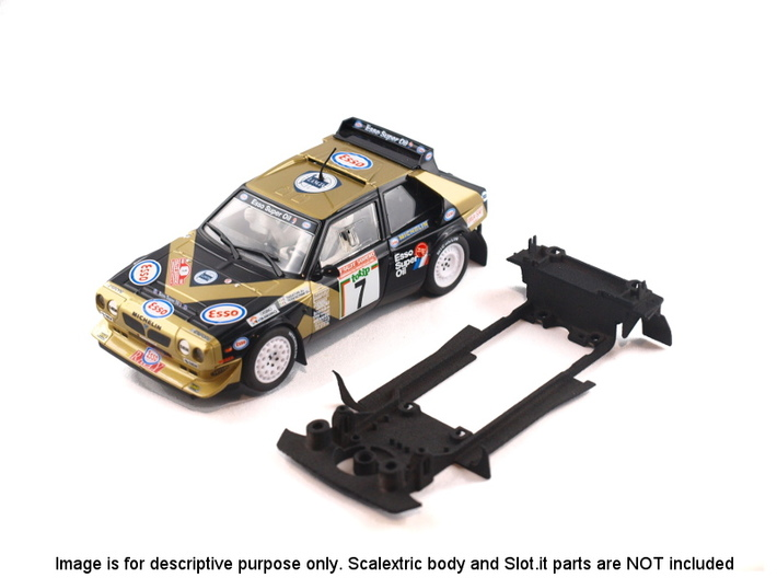 s05-st2 chassis for scalextric delta s4 no spoiler (uzdt7mxck)