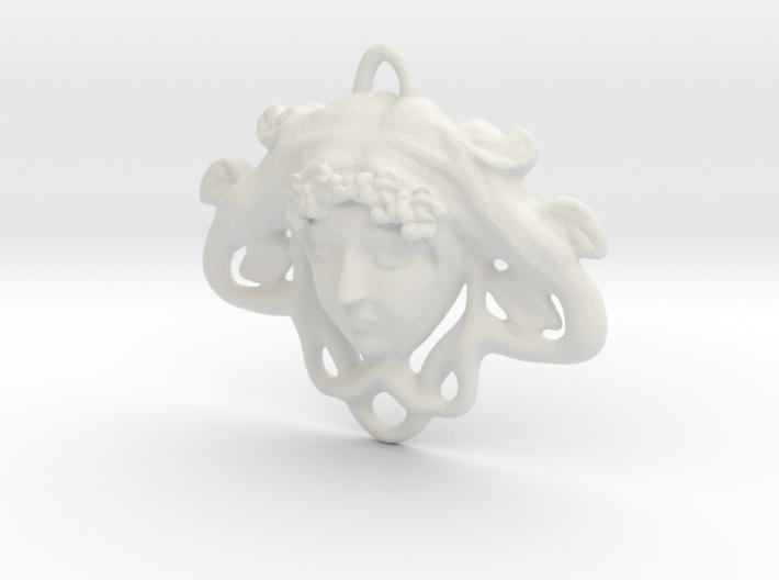 Pendant Sm 3d printed