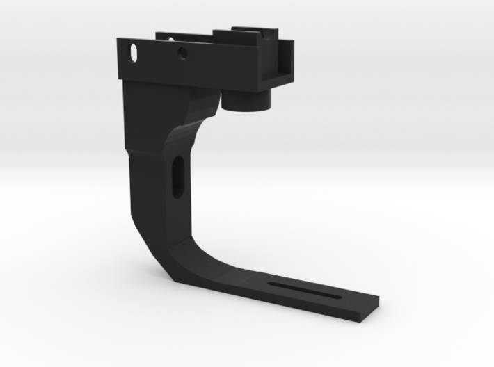 M17 Qloader Magwell Adapter 3d printed