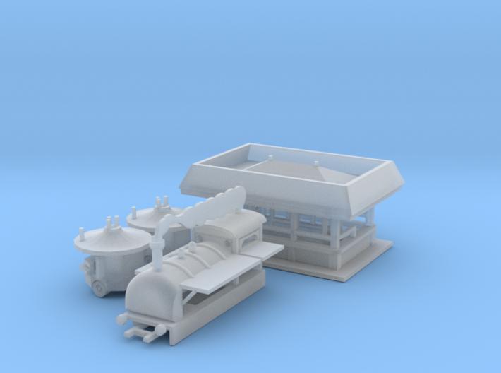 Budenset - Super Mini 3d printed
