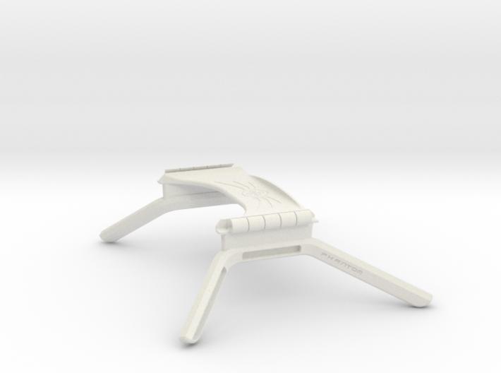 2.4 inch DJI Phantom 2 Gimbal Guard / Leg Extender 3d printed 2.4 inch DJI Phantom 2 Gimbal Guard / Leg Extender