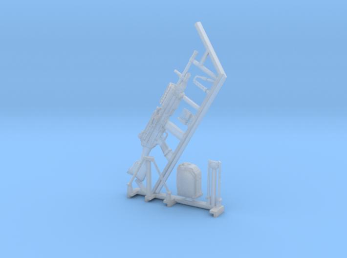 1/16 SPM-16-009 m249 MK48mod0 7,62mm machine gun 3d printed
