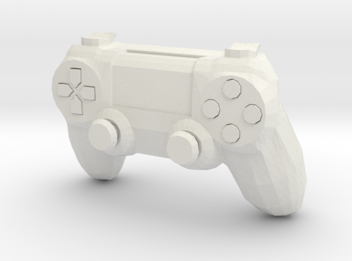 1:6 PS4.1 Controller 3d printed