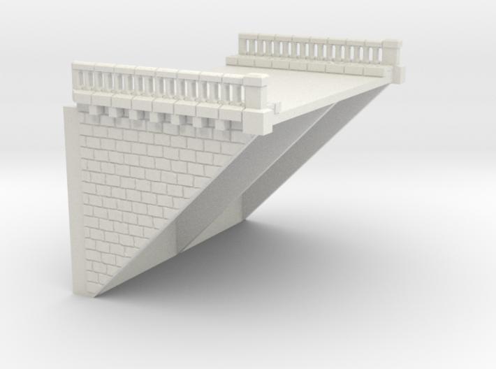 NV2M3 Modular viaduct 2 tracks 3d printed