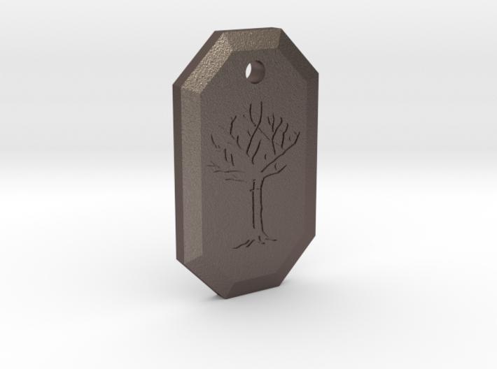 Gared's Pendant 3d printed
