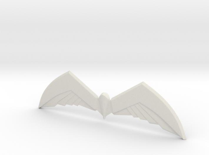 Arkham Birdarang v2 3d printed