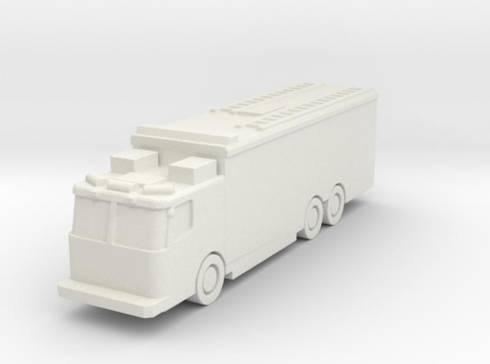 1:285 Ferrara Rescue FDNY configuration 3d printed
