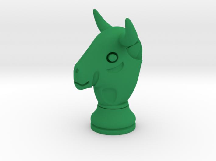 Pawn of Thaur / Bull Small Single 3d printed