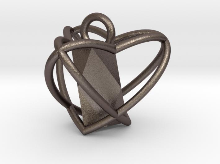 Liebe 3d printed