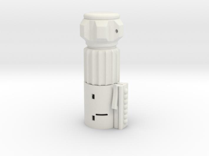 Lightsaber Pommel 3d printed