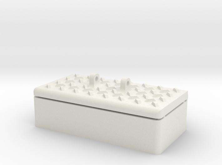 Toolbox 3d printed