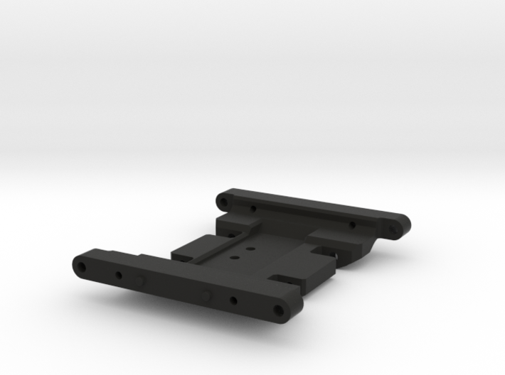 Jeep Tj Custom Kit - Scx10 Skid For Rc4wd Killer 3d printed