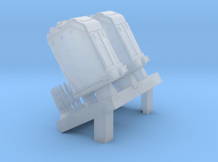 1/32 SPM-32-007 LBT MK48 Box Mag 3d printed