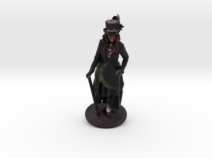 April Cobb 3d printed