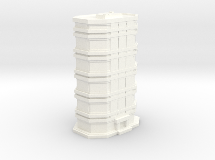 City Building #1 3d printed