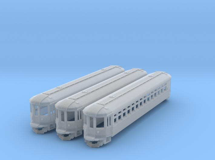 CNSM 734 - 736 Series Coach X 3 3d printed