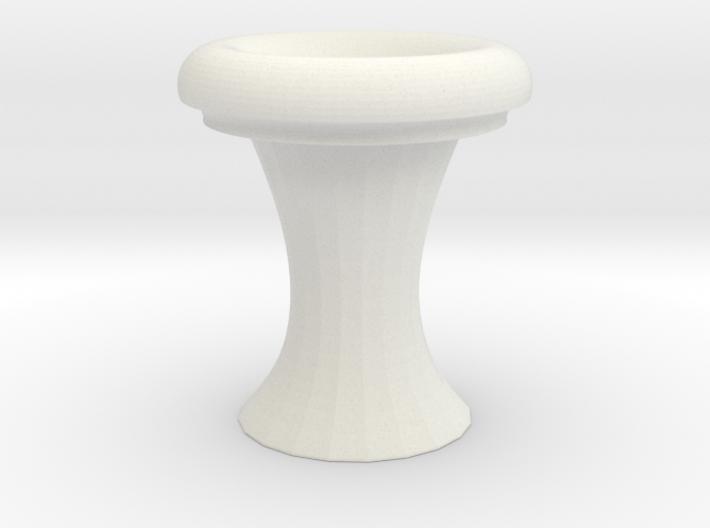 Bottlecap Cabinet Knob 3d printed