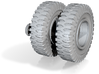 ACCO TIre Road 1 35 2NOS 3d printed
