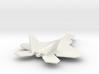 F22 Raptor TOM 05Jul2015 1/285 scale 3d printed
