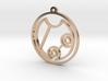 Geneva - Necklace 3d printed