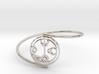 Melody - Bracelet Thin Spiral 3d printed