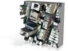 ibldi   LAT:40.72332345541449 LNG:-73.997039794921 3d printed