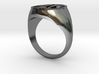 Misfit Ring Size 8 3d printed