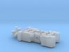 HEMTT A3 Centurion CIWS Phalanx 1/160 N-Scale 3d printed